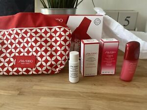 Shiseido Skin Defense Kit with a Bag - Gift Set GENUINE RRP£39 BNIB💕
