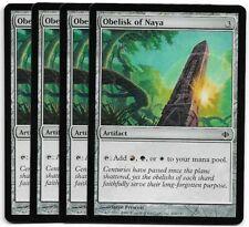 1X Obelisk of Alara French NM * MTG CARD * Foil Promo