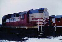 Original Slide Apache Railroad 904 Snowflake, AZ 1979