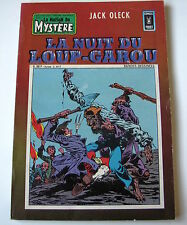 LA MAISON MYSTERE . N° 19 . ARTIMA . COMICS POCKET . 1982
