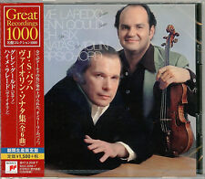 GLENN GOULD-J.S.BACH: SIX SONATAS FOR VIOLIN AND HARPSICHORD -JAPAN CD C94