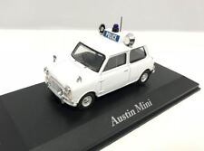 Atlas Editions - AUSTIN MINI 'British Police Cars' - Model Scale 1:43