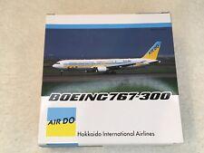 DRAGON WINGS 553588 Air DO B767-300 Hokkaido Intl Airlines,1/400 Scale, NIB, MIB