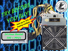 Dogecoin... Scrypt 2500MH+ Litecoin L3+ 5pcs Real Mining contract 24 Hour