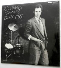 RICHARD JAMES BURGESS EP s/t  6 Songs CAPITOL Sealed 80's Pop Rock New Romantic