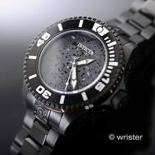 Rare Invicta Grand Diver Gen II Automatic Black SS Lava Rock Dial LE Men's Watch