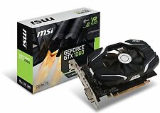 MSI GeForce GTX 1060 DirectX 12 GTX 1060 6G OCV1 6GB 192-Bit GDDR5