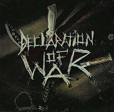 Quake the Earth : Declaration of War CD (2016) ***NEW*** FREE Shipping, Save £s