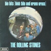 Rolling Stones - Big Hits: High Tide And Green Grass (RE Decca Vinyl-LP Germany)