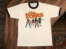 Awesome Vintage The Posies T Shirt 1995 - Excellent Condition - Usa Made!