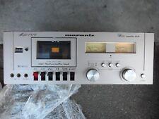 Marantz model 1810 stereo cassette player vintage