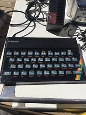 Sinclair ZX Spectrum 48k With Power Adapter & Cables ( Not Tested )