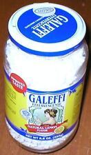 Galeffi Effervescent Antacid Lemon Flavor 8.8oz (250g) - Italy ~ Exp. 07/2018