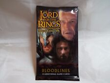 LORD OF THE RINGS CCG BLOODLINES SEALED BOOSTER PACK OF 11 CARDS