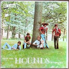 From THE HOUNDS With Love LP OG CANADA PRESS