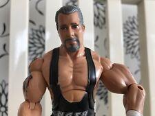 KEVIN NASH ~ TNA DELUXE IMPACT SERIES 3 ~ Wrestling Figure ~ JAKKS 2010