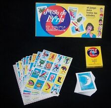Mexican Bingo Traditional Loteria Game Set Fun way to Learn Spanish Cards