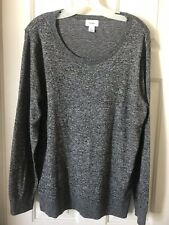 OLD NAVY MENS SWEATER GRAY SIZE XL