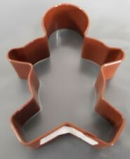 GINGERBREAD BOY COOKIE CUTTER - EXCELLENT QUALITY - CHIP & SCRATCH RESISTANT