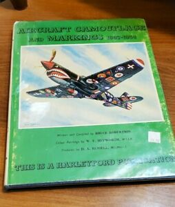 Aircraft Camouflage and Markings, 1907-1954 Hardcover – January 1, 1966