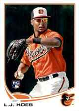 2013 Topps L.J. Hoes #148
