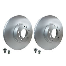 Front Brake Discs 324mm 50320PRO fits BMW 5 Series E39 540i 535i 525i 530i