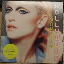 MADONNA Hollywood 2003 German CD SINGLE - The Micronauts Remix