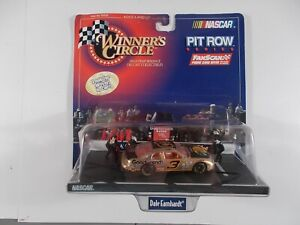 Racing Champions 1/64 NASCAR Pit Row Series #3 Dale Earnhardt