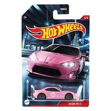 Hot Wheels Nigbthburnez Series '13 Toyota Scion Fr-s - 86 Pink Grp22