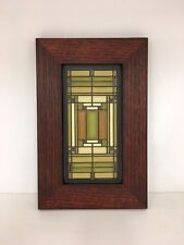 Motawi Chicago Art Tile Family Woodworks Oak Park Arts & Crafts Frame