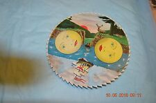 Moon Calendar for Emperor Grandfather Clock dial for parts or project
