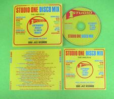 CD Compilation Studio One Disco Mix ALTON ELLIS SUGAR MINNOTT no lp mc dvd(C47)