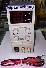 Adjustable Variable Mini DC Power Supply Output 0-120V 0-3A AC110-220V KPS1203D