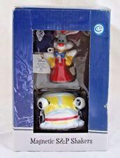 Disney Roger Rabbit in Car Magnetic Salt & Pepper Shakers, Westland, New