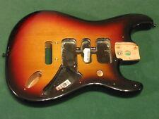 Fender American Deluxe Stratocaster Body - 2009 - 3T Sunburst - USA