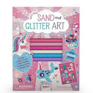 Sand and Glitter Art by Laura Jackson (2019)