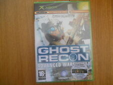 Ghost Recon Advanced Warfighter / Jeu XBOX / Neuf sous blister