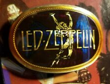 Led Zeppelin 1978 78 Pacifica Collectible Prism Belt Buckle Rock & Roll!