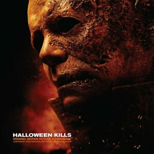 Halloween Kills - Original Score - Charred Pumpkin Vinyl - John Carpenter