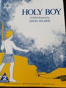 Holy Boy, A Folk Oratorio - Sheet Music