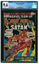 Marvel Team-Up #32 (1975) Bronze Age Son of Satan High Grade CGC 9.6 AA196