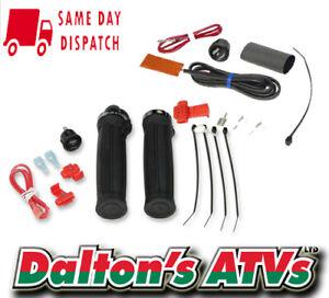 Heat Demon ATV QUAD BIKE Heated Grips and Thumb Warmer Kit