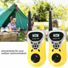 2x Kinder Sprechfunkgeräte LCD-Display Retevis Kinder Spielzeug Walkie Talkie