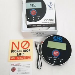 CPR V10000-Call Blocker for Landline Phones-Block Robocalls Unwanted Calls Spam