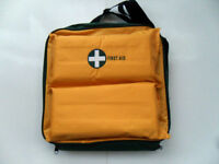 KITTED, FIRST AID, GRAB BAG, NURSE, FIRST AID, FOOTBALL, RUGBY, SPORT,EMERGENCY