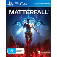NEW Sony MATTERFALL Matter Fall Playstation 4 PS4 BRAND NEW SEALED