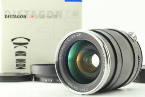 [TOP MINT in Box] Zeiss Distagon T 28mm F/2 ZF MF Lens for Nikon F Mount Japan