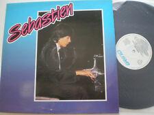 SEBASTIEN St SPAIN LP 1988 Mint G. DESCHRYVER SALESSES GEORGES DAMIANI