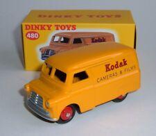 DeAgostini / Dinky Toys No. 480, Bedford 10cwt Van 'Kodak', - Superb Mint.