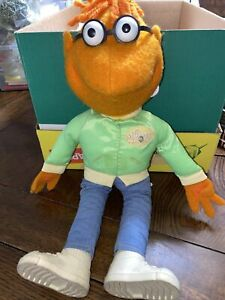 """Vintage 1978 Scooter Muppet Show 16"""" Fisher Price Plush Toy Doll Stuffed 853"""